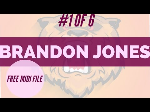 "Watch Brandon Jones Slay the keys!! | Part of a playlist [#1 of 6 ] called, ""Beast Chronicles"""
