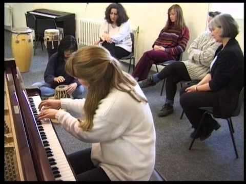Anglia Ruskin University - Training as a Music Therapist