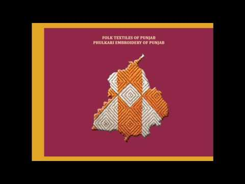 Folk Textiles Of Indian Subcontinent HD