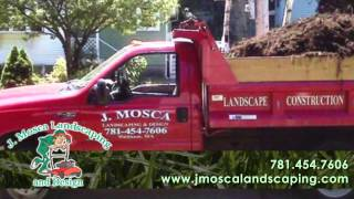 J Mosca Landscaping & Design, Inc Video | Landscaping in Walpham