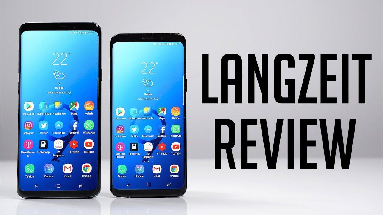 Samsung Galaxy S9 S9 Im Langzeittest Nach 4 Monaten Nutzung Deutsch Swagtab Youtube