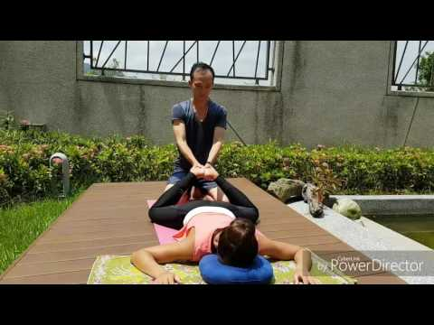 瑜珈按摩學院Yoga Massage School TAIWAN instructor ~ Benny