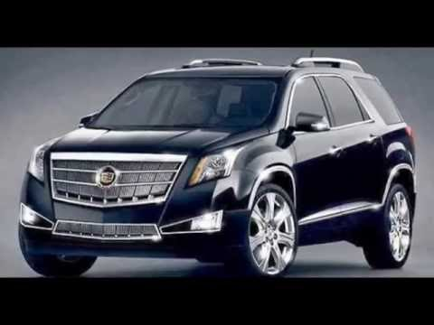 2017 Cadillac Srx Luxury Suv Car All New