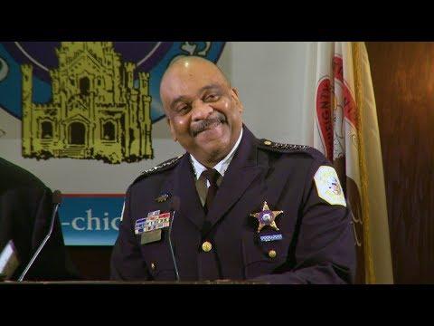 Eddie T. Johnson, Superintendent, Chicago Police Department