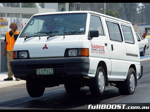 10-second plumbers Van