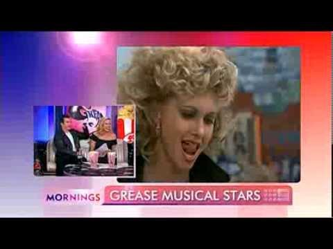 Mornings - Grease the Movie, Olivia Newton-John & Grease the Musical
