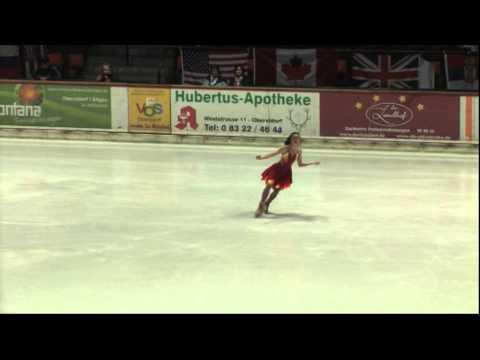 Oberstdorf 2014 - Gold Ladies I Free Skating (Part 1)