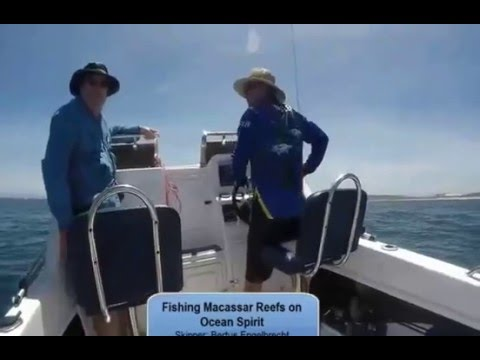 Bertus Fishing Macassar Reefs (14 different species) - Nov 2015
