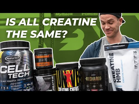 7 Best Creatine Supplements 2019 Best Monohydrate, Hydrochloride, and More