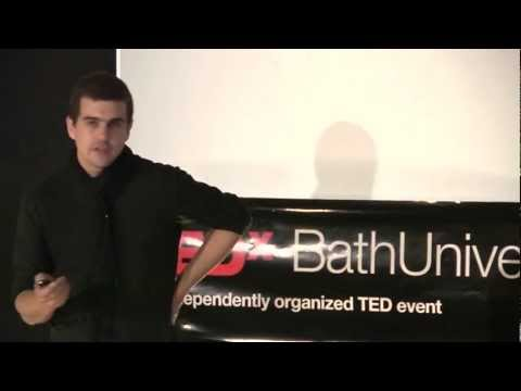 Ghosts and goats - tour guiding in Afghanistan: James Willcox at TEDxBathUniversity