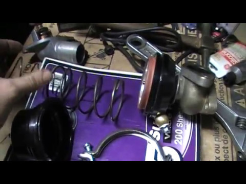 how to stop boost creep , how to turn up the boost external wastegate 38mm