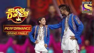 'Deva Shree Ganesha' के Performance पे झूम उठे सब   Super Dancer Chapter 1   Finale