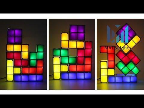 Awesome Tetris LED Light Stack