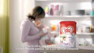 Cow & Gate Follow on Milk Laughing Together TV Ad