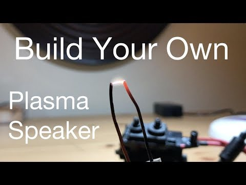 Build Your Own Plasma Speaker From ICStation!