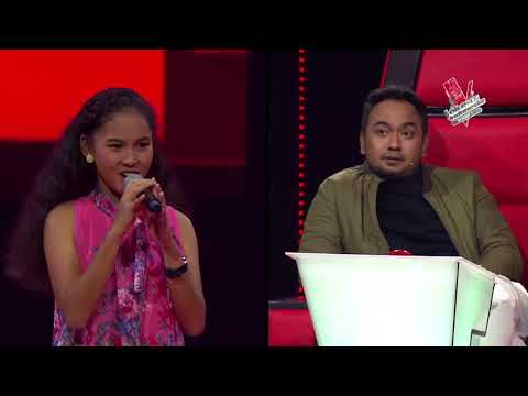 Sharla & Rafa & Raisa   The Blind Auditions   The Voice Kids Indonesia Season 2 GlobalTV 2017