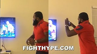 "ADRIEN BRONER REACTS TO WILDER VS. FURY DRAMATIC FINAL ROUND: ""DON'T F THE MONEY UP"""
