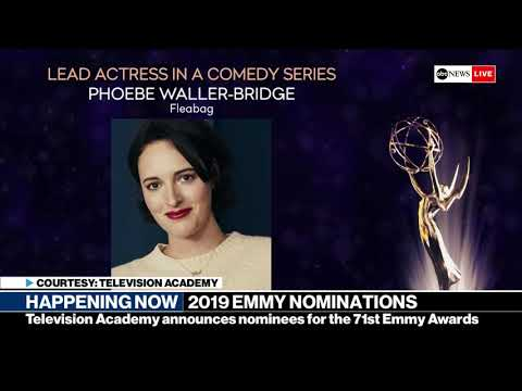 Emmy Nominations 2019: Ken Jeong and D'Arcy Carden announce the nominees