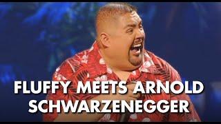 Fluffy Meets Arnold Schwarzenegger | Gabriel Iglesias
