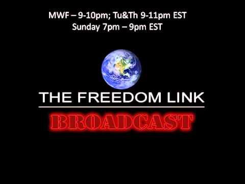 'The Freedom Link' Team on Joyce Riley's 'Power Hour' 01/07/2013