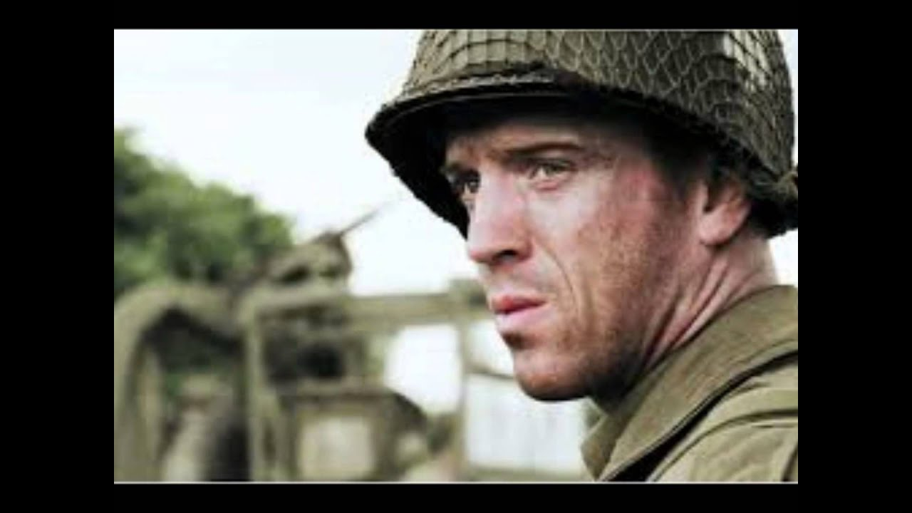 Band of Brothers-Captain Winters (Damian Lewis)-Slideshow ...