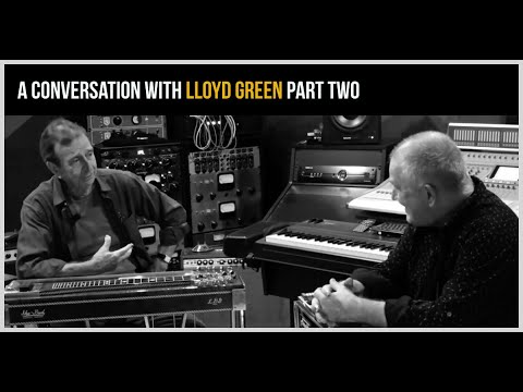 A Conversation With Lloyd Green (Part Two)