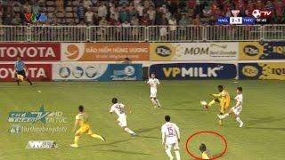 Hoàng Anh Gia Lai 2-3 FLC Thanh Hóa: Tuyệt phẩm và những bàn thắng bị từ chối