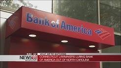 Legislators call on Bank of America to move HQ to Connecticut
