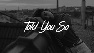 Download HRVY - Told You So (Lyrics) Mp3