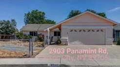 2903 Panamint Rd Carson City NV House for Sale Nevada Real Estate Group