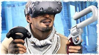 CS:GO в VR: НОЖ vs НОЖ!!! #9