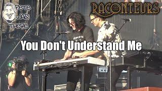 The Raconteurs - You Don't Understand Me (ACL Music Fest, Austin, TX 10/04/2019) HD