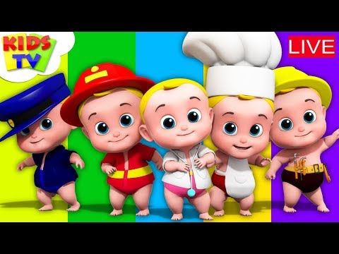Nursery Rhymes For Kids | Kids Songs | ABC...