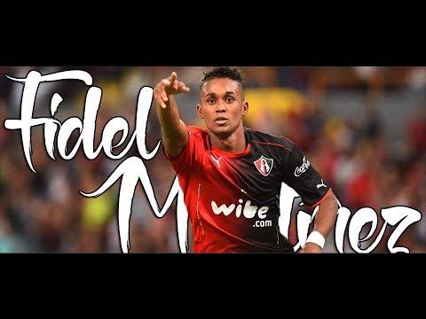 """● Fidel """"Alegría"""" Martínez ● Atlas FC ● Goles, Asistencias y Jugadas ● Liga MX ● 2017 ●"""