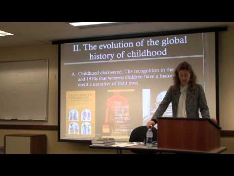 New Approaches to the History of Childhood: Going Global