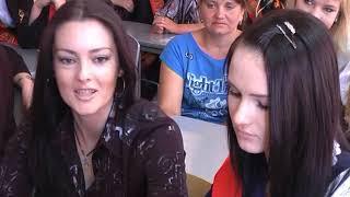 Останній урок в 11-Б класі. Білокуракинська ЗОШ №1, 30.05.2010