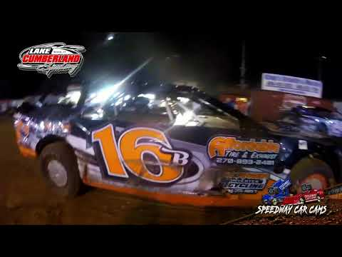 #16B Scott Boley - Super Street - 8-25-18 Lake Cumberland Speedway - In Car Camera
