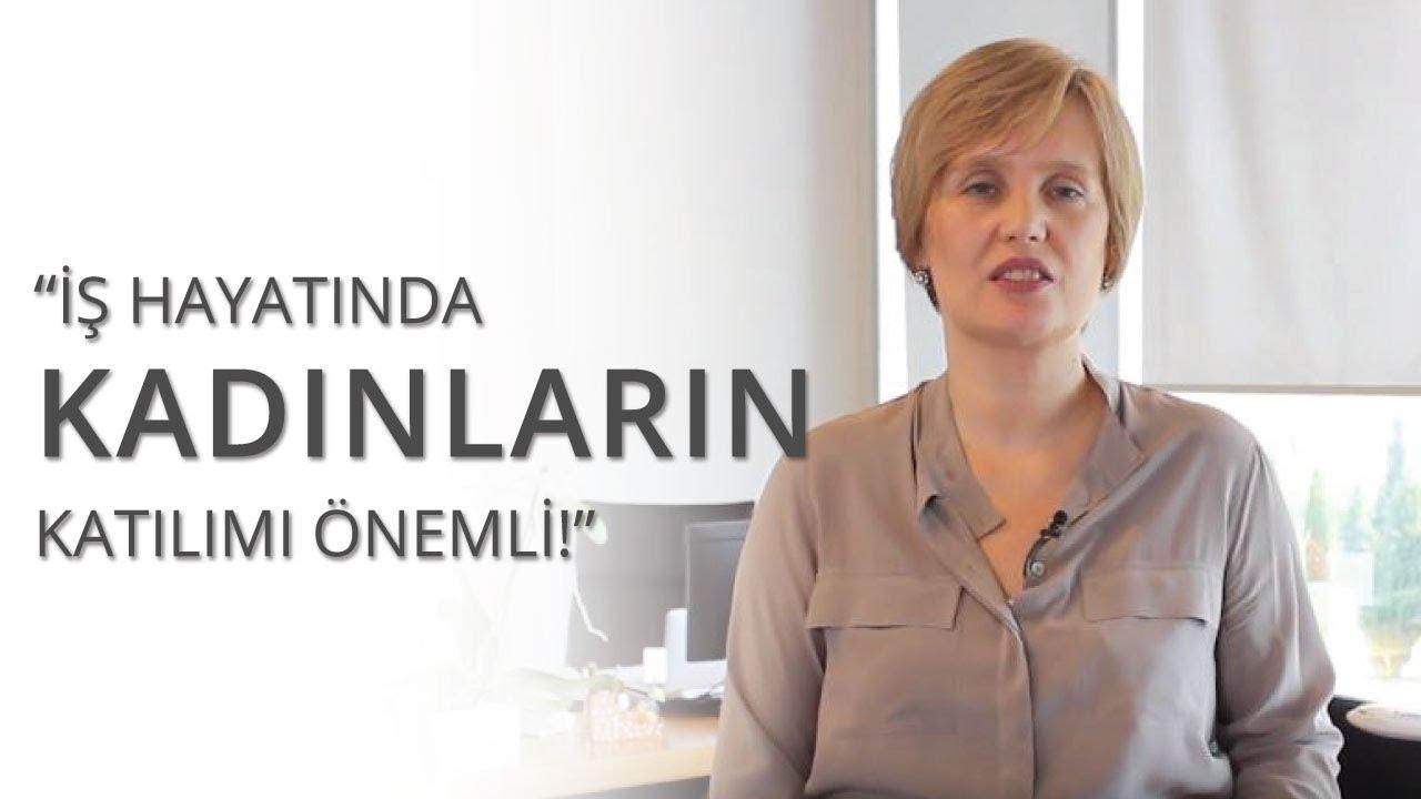 Dr. Aybike Molbay: İş Hayatında Çeşitliliği Destekle