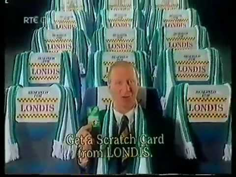 Jack Charlton's Italia 90 Irish TV Ads