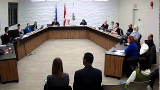 Town of Drumheller Regular Council Meeting of December 14, 2015 Live Stream