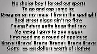 Y.C. ft Future - Racks Lyrics