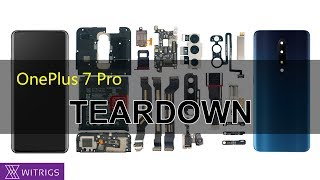OnePlus 7 Pro Teardown - As Quick As I Can