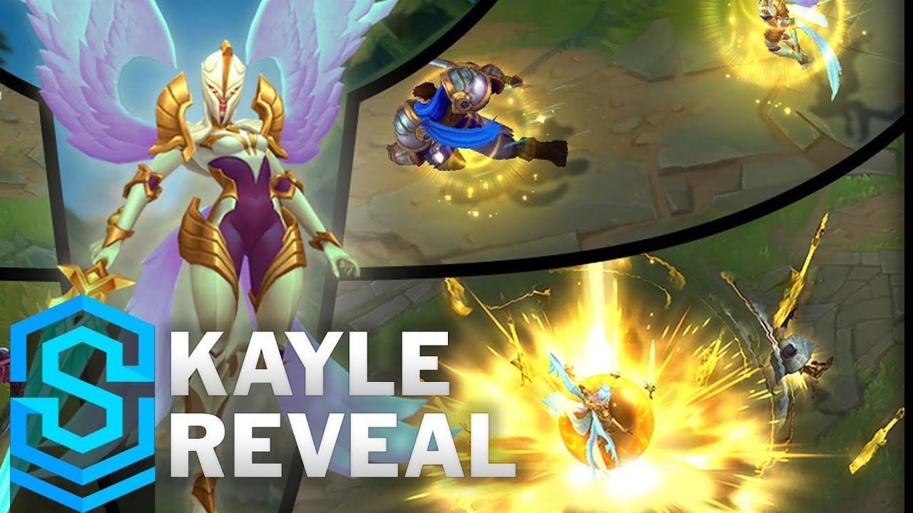 Kayle Reveal - The Righteous | REWORK