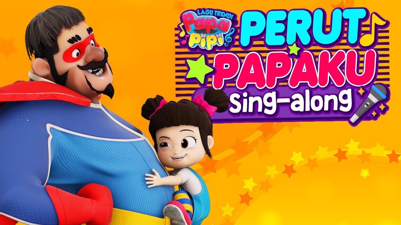 Perut Papaku | BARU! | Lagu Trendi | #PapaPipi