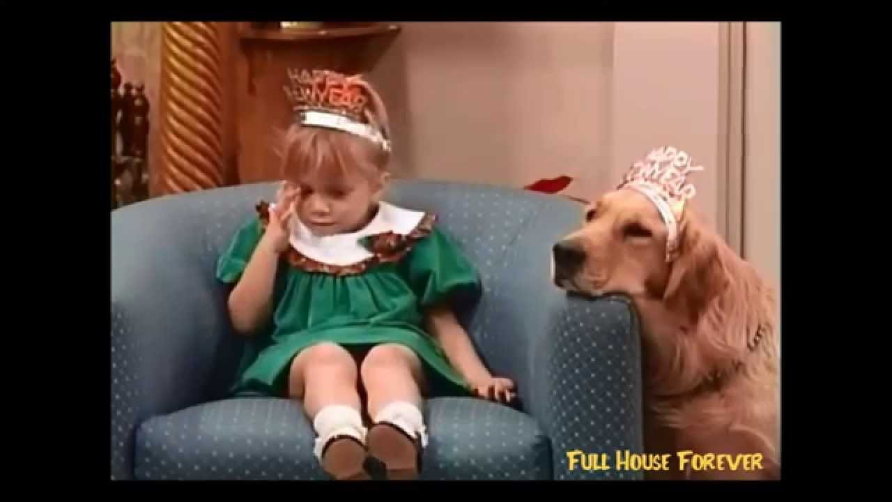 Full House - Michelle learns about new year's eve