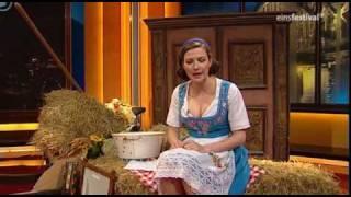 Katrin Bauerfeind erläutert Bauernregeln