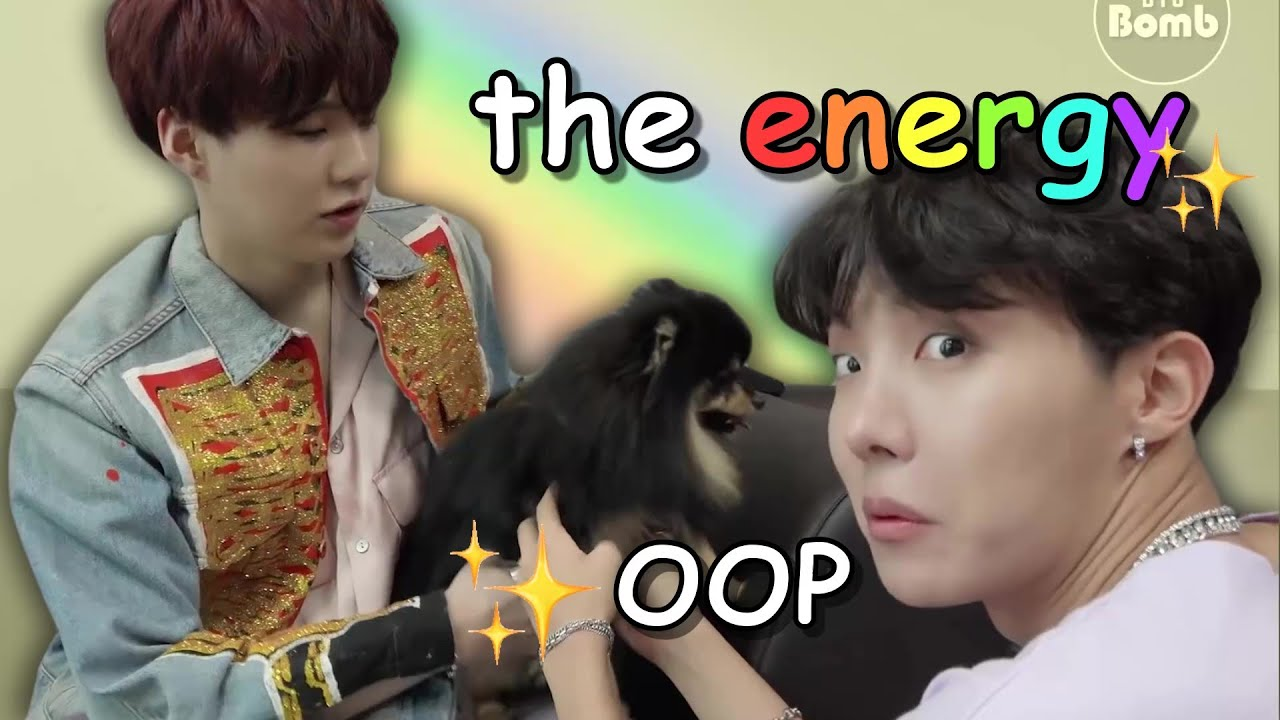 bts' energy in bangtan bombs is unmatched