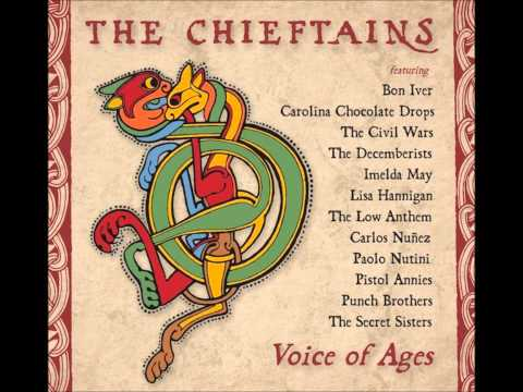 The Chieftains ft Bon Iver - Down in the Willow Garden