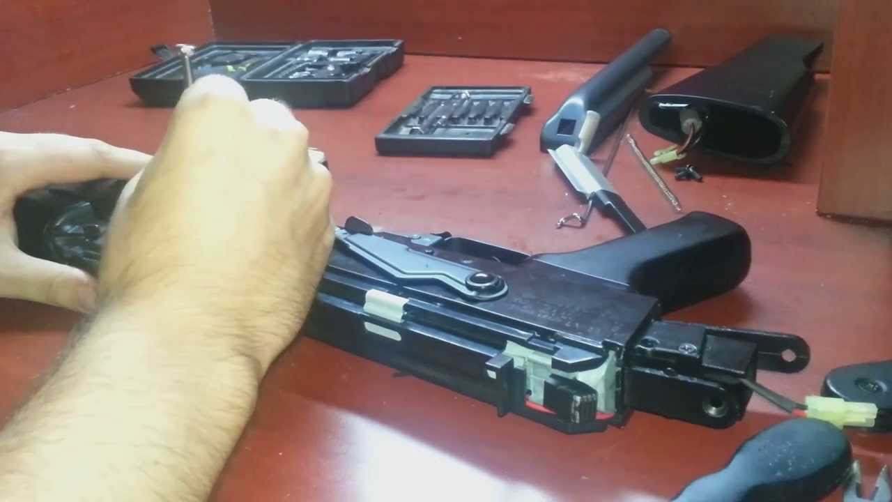 Airsoft therapy ward cyma 028 ak 47 disassembly youtube ccuart Images
