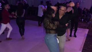JESSICA QUILES & BRANDON AYALA  SALSA DANCE AT UNIFIED ON2 SALSA CONGRESS 2019